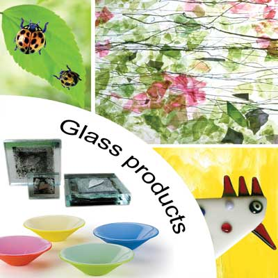 All you need for glass and ceramic production. More than 10 000 products are waiting for you!